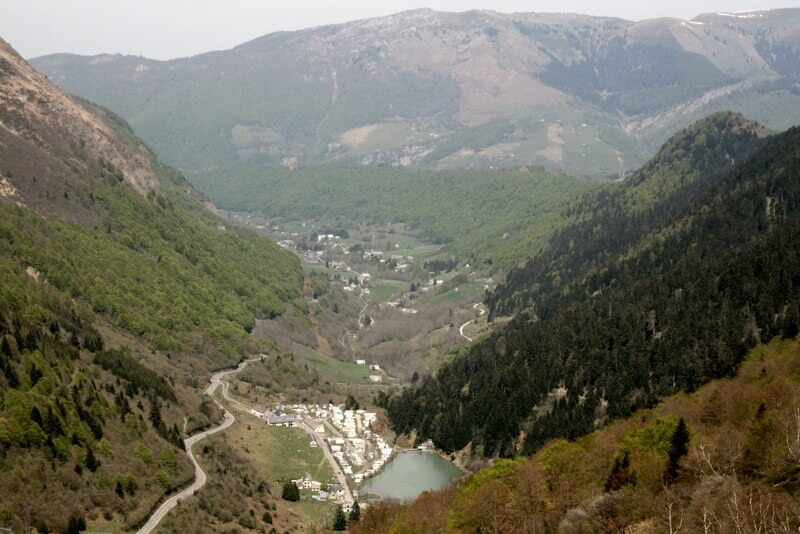 Campan Valley Pyrenees